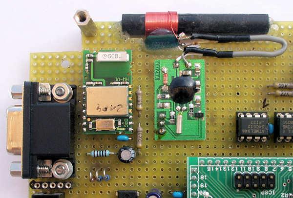 elektronik projekte temperatur messsystem anzeigemodul 2. Black Bedroom Furniture Sets. Home Design Ideas